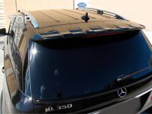6190 Центральный спойлер пятой двери AMG на Mercedes ML 166