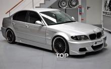 6192 Аэродинамический обвес Prior Design Exclusive на BMW 3 E46
