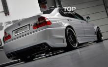 6195 Комплект порогов Prior Design Exclusive на BMW 3 E46