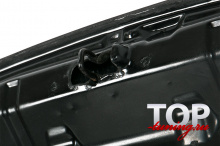 Альтернативный капот GTR Style - Тюнинг Ниссан Скайлайн R33 (дорестайлинг)