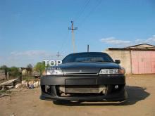 6201 Передний бампер D-Speed на Nissan Skyline R32