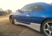 6202 Комплект порогов IMPUL на Nissan Skyline R33