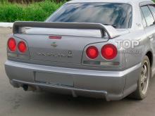 6210 Задний бампер GTR на Nissan Skyline R34