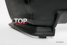 Комплект обвеса - Nismo клыки на задний бампер (GTR Coupe) - Тюнинг Ниссан Скайлайн R34 (Купе)