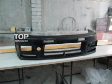 6216 Передний бампер на Nissan Skyline R33