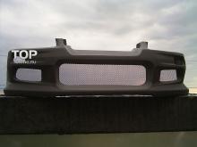 6218 Передний бампер C-West на Nissan Skyline R34