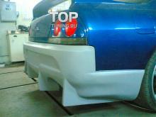 6224 Задний бампер Veilside на Nissan Skyline R33