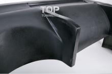 Задний бампер - Обвес Veilside - Тюнинг Nissan Skyline R33 (Ниссан Скайлайн Р33) Coupe