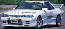 6225 Пороги D-Speed на Nissan Skyline R32