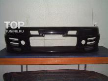 6229 Передний бампер Trial на Nissan Skyline R33