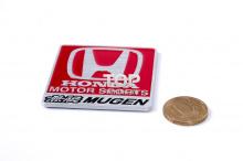 6230 Эмблема логотип Mugen Red 55x58 на Honda