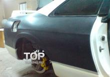 6232 Расширители арок +50мм. на Nissan Skyline R33