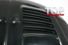 6235 Капот D-MAX на Nissan Skyline R33