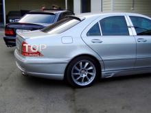 6255 Лип спойлер Lorinser на Mercedes S-Class W220