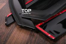 6263 Дефлекторы на окна Well Visors Premium на Toyota Land Cruiser 200