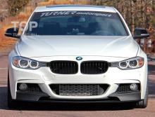 6264 Передний бампер M Style Performance на BMW 3 F30