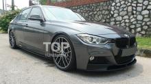 6265 Противотуманные фары M Style на BMW 3 F30
