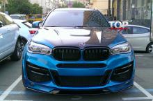 6272 Тюнинг - Обвес LMA CLR на BMW X6 F16