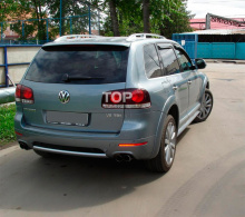 6292 Расширители арок Individual (Top Tuning) на VW Touareg I