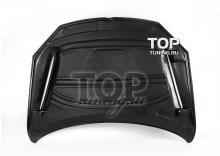 6293 Капот T-ART Style на VW Touareg II