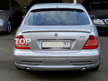 6305 Козырек на заднее стекло Lorinser на Mercedes S-Class W220