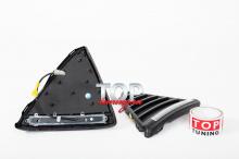 Дневные ходовые огни LED Star Black на Ford Focus 3