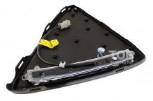 6309 Дневные ходовые огни LED Star Chrome на Ford Focus 3