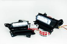 Дневные ходовые огни (DRL) LED Star - Тюнинг оптики Мазда 6 GH (2008-2010)