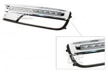 6311 Дневные ходовые огни LED Star на VW Passat B7