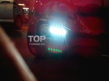 6312 Дневные ходовые огни LED Star Moon style на Hyundai ix35