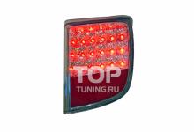 6319 Дополнительные стоп-сигналы LED Star на Toyota Land Cruiser 200
