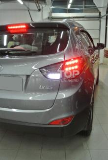 6320 Задние фонари LED Star BMW Style