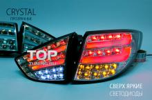 6320 Задние фонари LEDSTAR BMW STYLE на Hyundai ix35