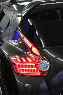 6322 Задние фонари LED Star на Ниссан Жук