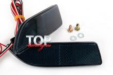 Дополнительные стоп-сигналы LED Star на Toyota Corolla E160