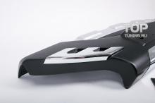 Юбка - протектор переднего бампера - Тюнинг Хендай ix35