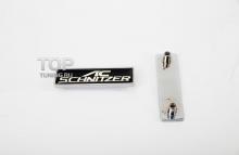6358 Металлическая эмблема Schnitzer на BMW