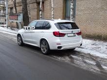 Комплект порогов - Обвес М-Пакет - Тюнинг БМВ Х5 Ф15
