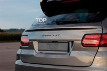 Комплект обвеса - T-ART Magnum - Тюнинг Porsche Cayenne 958 (Дорестайлинг)