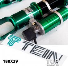 Никелевая наклейка - Модель TEIN - Размер 180 * 39мм.