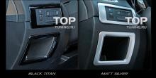 Облицовка панели управления и рамка ниши водителя - Модель Skyactiv Premium - Стайлинг Мазда СХ-5.
