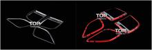 Молдинги, облицовки воздуховодов - Модель Skyactiv Premium - Стайлинг Мазда СХ-5.