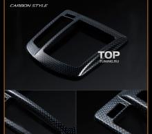6406 Декоративная окантовка АКПП Skyactiv Premium на Mazda CX-5