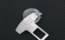 6409 Металлическая обманка ABT на Audi