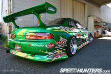 Обвес известной японской студии BN-Sports Type II - Тюнинг ToyotaSoarerили LexusSC I.
