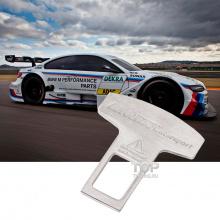6415 Металлическая обманка ремней M Power на BMW