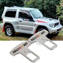 6418 Комплект обманок RALLIART на Mitsubishi
