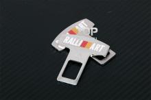 6419 Матовые обманки ремней RALLIART на Mitsubishi