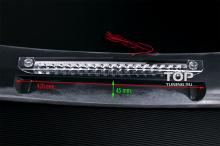 Прозрачный, универсальный стоп-сигнал в спойлер. Модель - FXX Crystal.