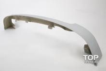 Накладка на задний бампер - Модель TRD - Тюнинг Toyota MR-S (new).